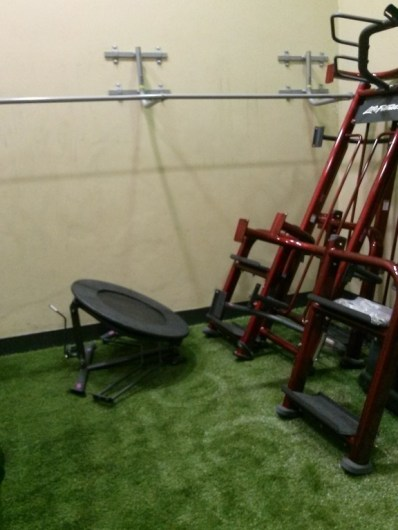 Life Fitness Synergy 360 3