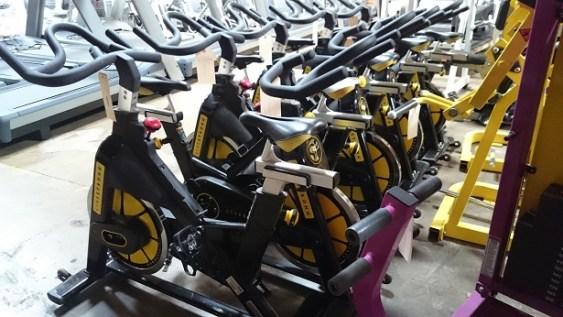 Matrix Livestrong Indoor Cycle Black 3