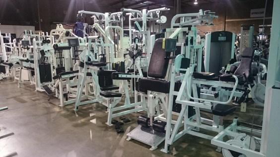 Life Fitness Pro 2 6