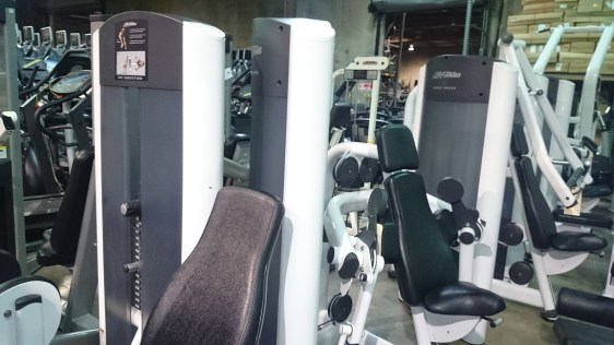 Life Fitness Signature Series 7