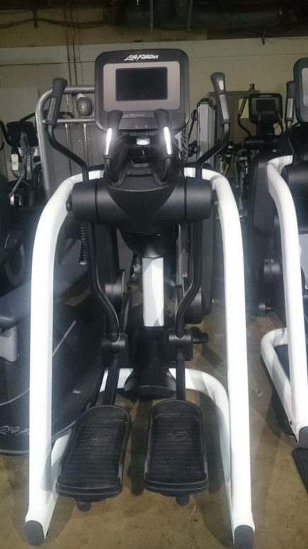 Life Fitness FlexStrider Trainer with Discover SI 2