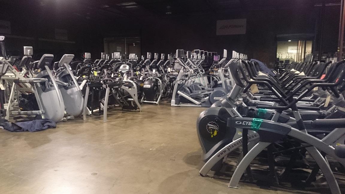 Fitness Equipment Glossary