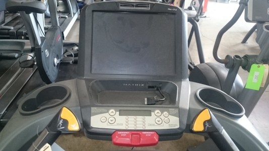 Matrix T7Xe Treadmill (touchscreen) 2