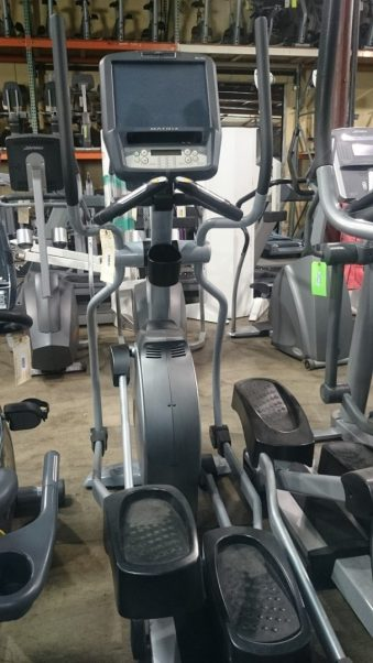 Matrix X7e Elliptical Crosstrainer 1
