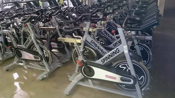 Star Trac Spinner Pro Spin Bike 1