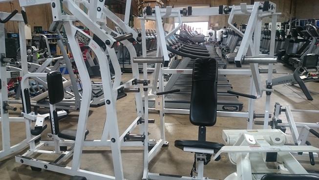 Hammer Strength Equipment 4