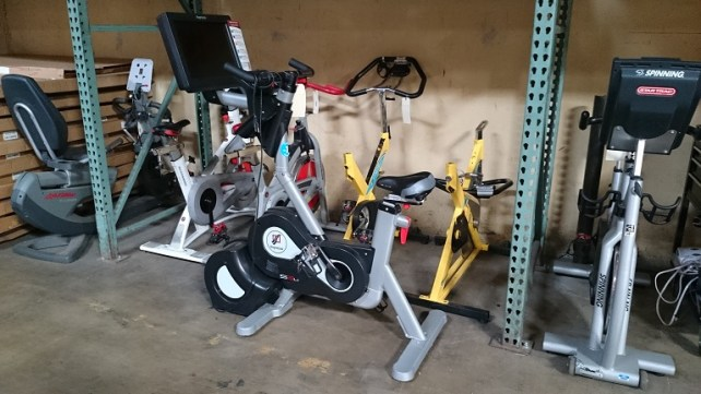 Expresso S3u Upright Bike 3
