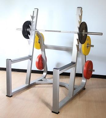 New Squat Rack