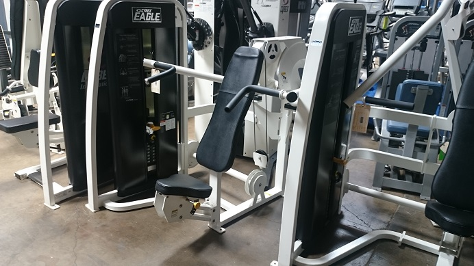 Cybex Eagle Strength Line 3