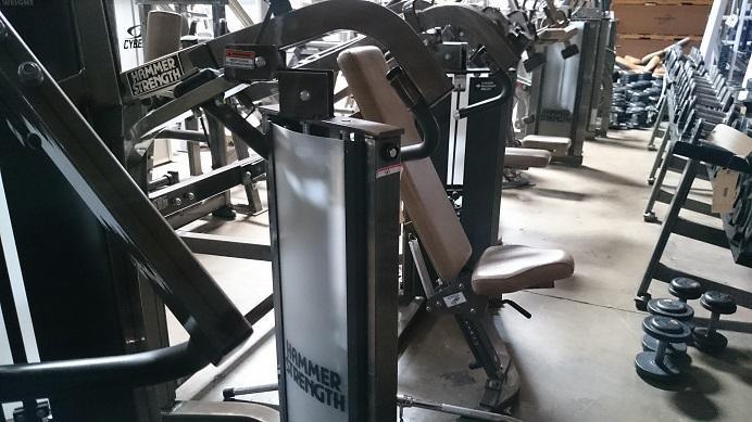 Hammer Strength MTS Strength Line 3