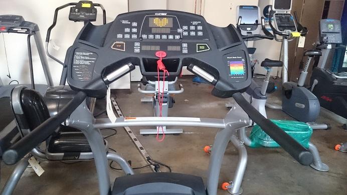 Cybex 550T Treadmill 3