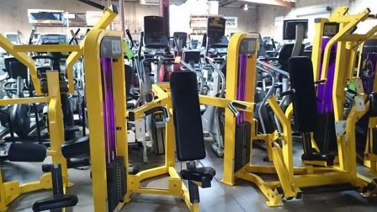 Life Fitness Pro2 Strength Line