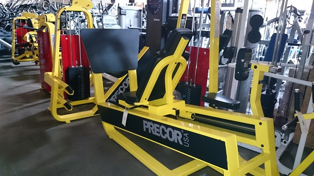 Precor Icarian Strength Line (Yellow) 6