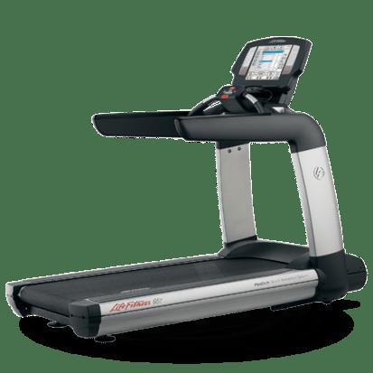 Life Fitness 95T Engage Treadmill