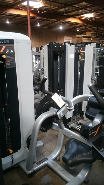 Precor C-Line Strength Circuit 5