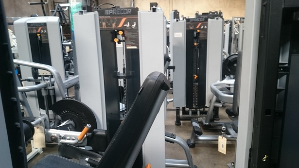 Precor C-Line Strength Circuit 4