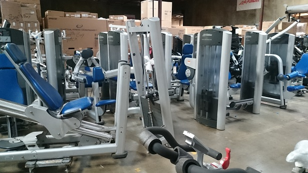 Life Fitness Signature Circuit Blue 1
