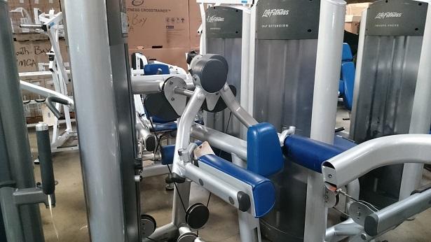 Life Fitness Signature Circuit Blue 5