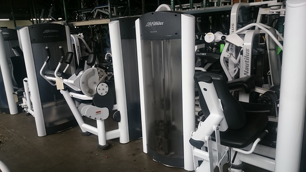 Life Fitness Signature Strength White 2