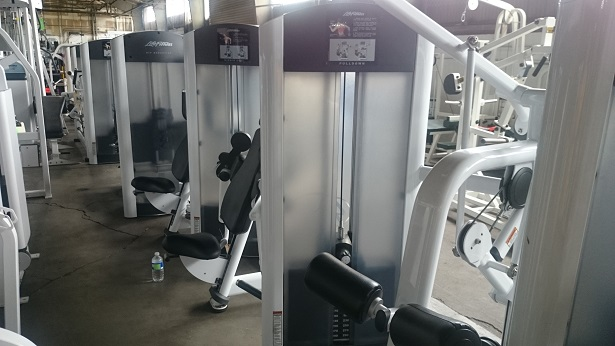 Life Fitness Signature Strength White 5