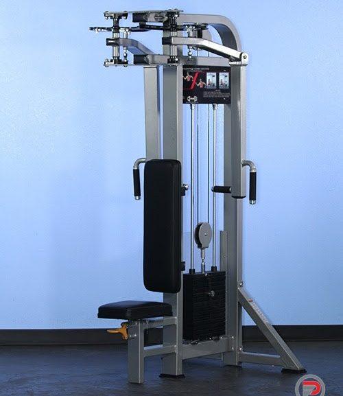 Muscle D Dual Function Pec Deck/Rear Delt Combo MDD-1003