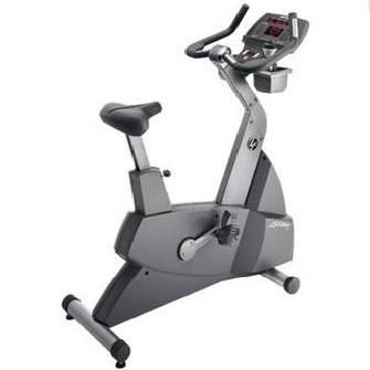 Life Fitness 95CI Upright Bike