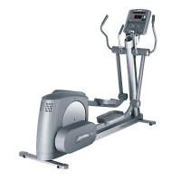 Life Fitness 90X Elliptical Crosstrainer