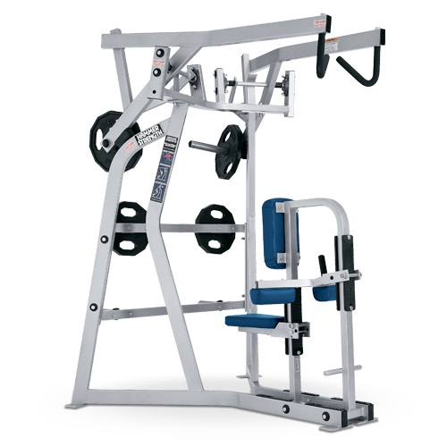 Hammer Strength Iso-Lateral High Row - Refurbished - Primo Fitness