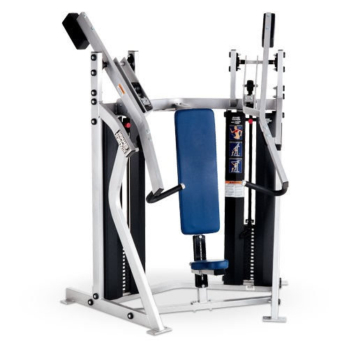 Hammer Strength MTS Iso-Lateral Incline Press