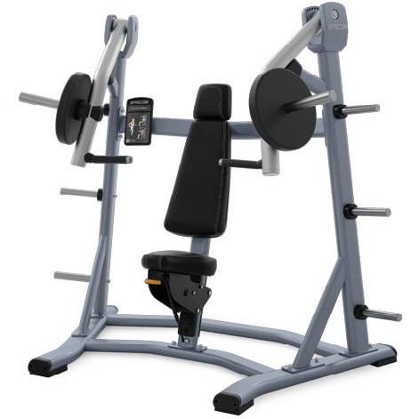 Precor Discovery Series Plate Loaded Incline Press