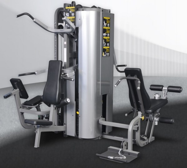 Inflight Multigym Liberator 3-stack 4 Station