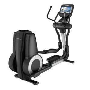 Life Fitness Elevation Series Elliptical Cross-Trainer with DiscoverTM SI Console