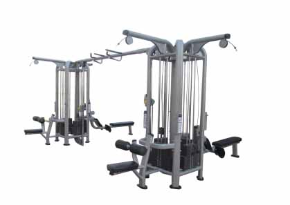 Commercial Grade 8 Stack Multi-Gym (Brand New)