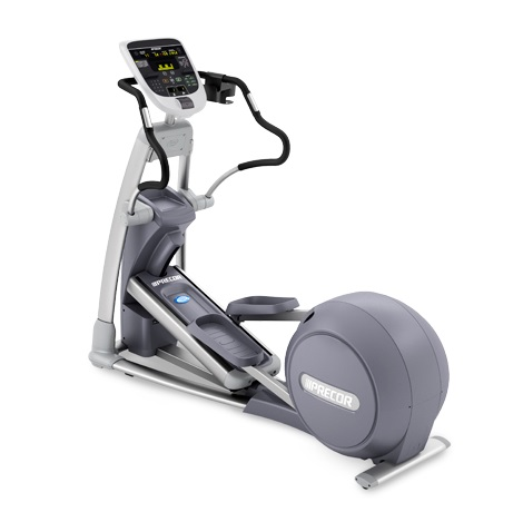 Precor EFX 833 Elliptical Crosstrainer