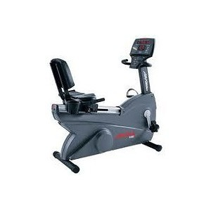 Life Fitness 9100 Next Gen Recumbent Bike