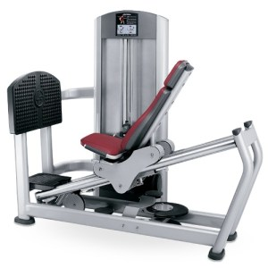 Life Fitness Signature Series Seated Leg Press
