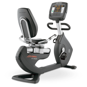 Life Fitness 95R Achieve Lifecycle Recumbent Bike