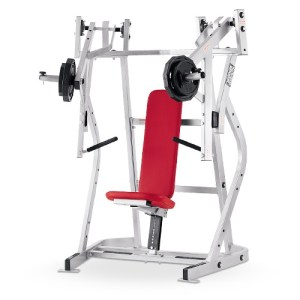 Hammer Strength Iso-Lateral Bench Press