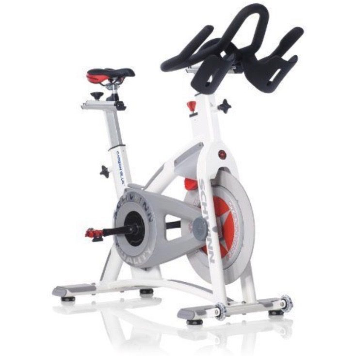 Schwinn AC Performance Plus Indoor Cycle with Carbon Blue