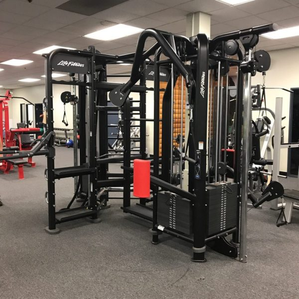 Life Fitness MJ3 Multi Gym
