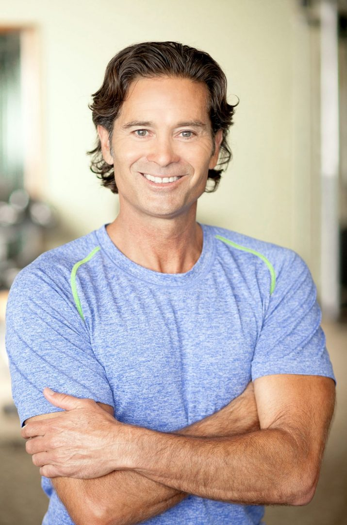 Brian Wisely - Gym Owner the Well Fit Laguna Beach, CA