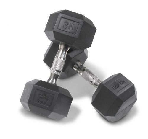 Hampton DBU 35 Hex Dumbbells