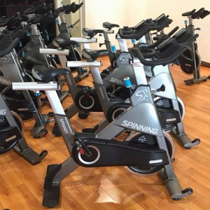 20 Piece Spinner Bike Package