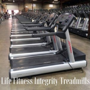 Life Fitness Integrity Treadmills