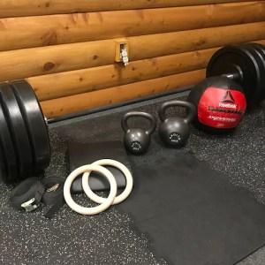 Crossfit Home Gym Package - $899