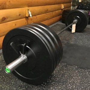 Crossfit Olympic Weightlifting Economy Set - $599