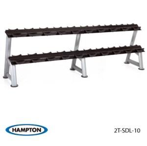 Hampton 2-Tier Dumbbell Rack