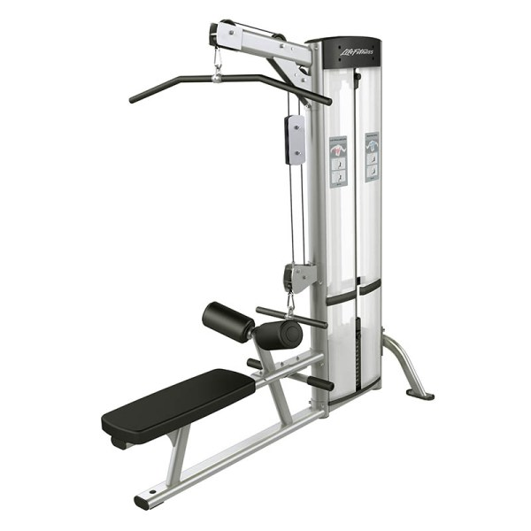 Life Fitness Optima Series Lat Pull Down and Low Row