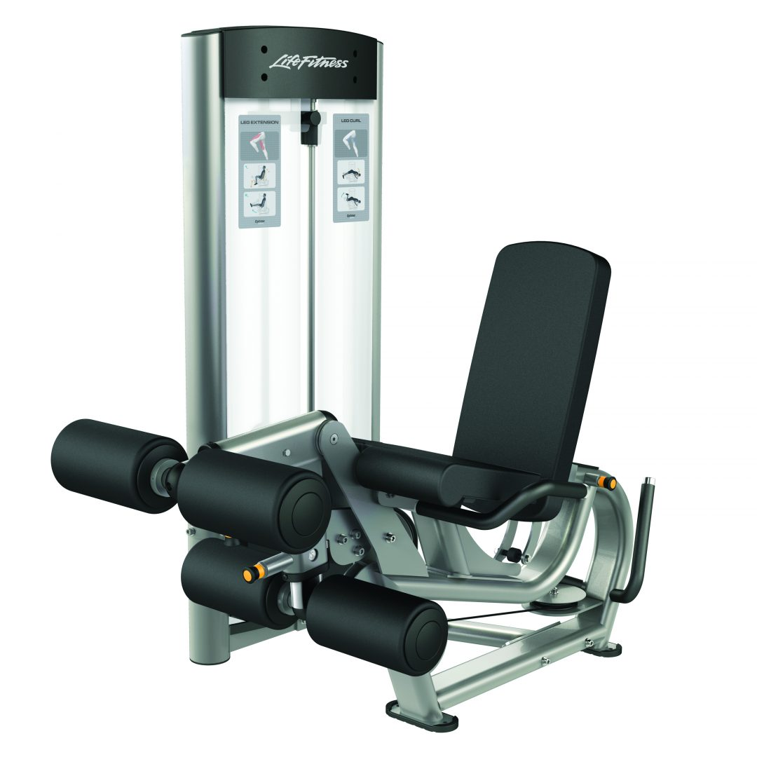 Life Fitness Optima Leg Extension