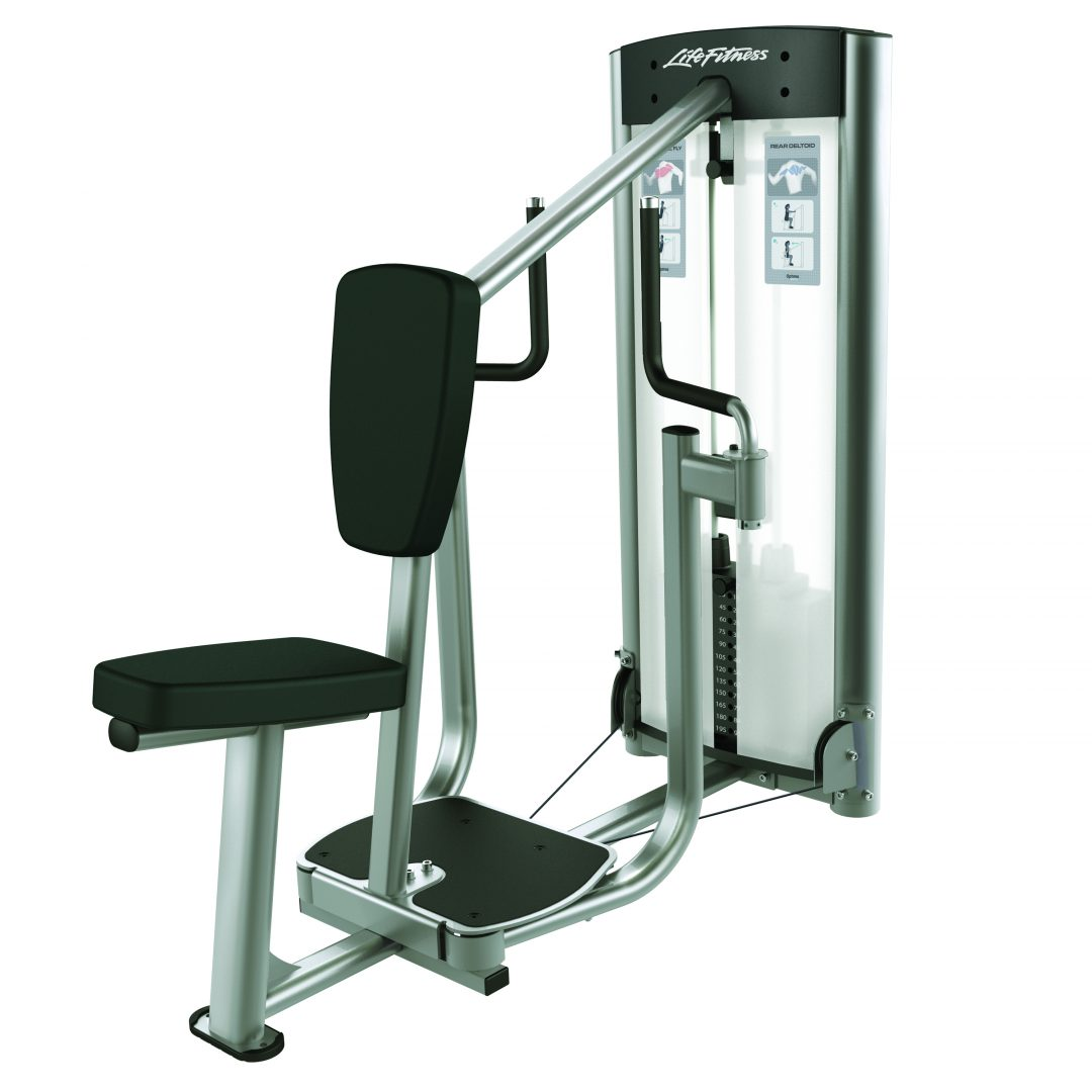 Life FItness Optima Pec Fly/Rear Delt